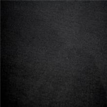 亚麻涤混纺布-深蓝