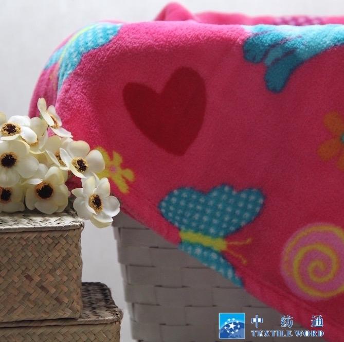 卡通珊瑚绒婴儿毯 夏季空调毯休闲毯午休毯针织毯子