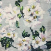 春夏季素色条纹休闲全涤面料