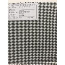 供应涤纶人棉弹力混纺提花时装面料