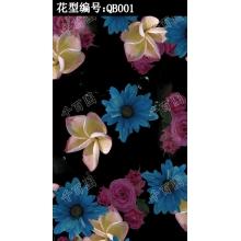2016秋冬装花型