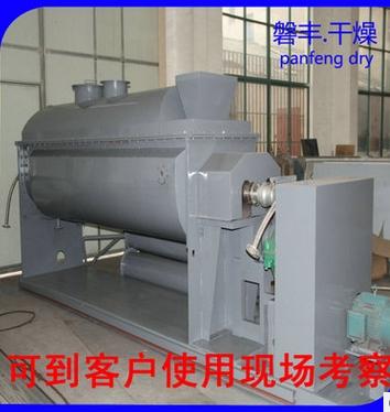 印染污泥烘干机 纺织污泥干燥机 环保工程污泥减水烘干设备