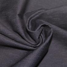 28段彩灯条弹力棉涤莫代尔氨纶西装男女裤子面料服饰出口布料