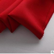 厂家直销供应人字斜涤纶染色服装布料 商务西装连衣裙裤子面料