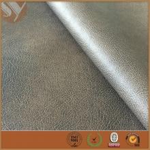 压纹湿法PU合成革 夹克外套仿皮面料