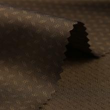 厂家直销 服装里布面料批发多色可选纯色66D*75D阳离子全涤提花布
