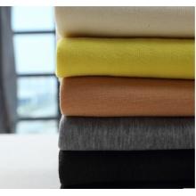 厂家直销 涤纶仿棉不倒绒面料 针织绒布服装布料 现货供应