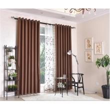 高精密素色遮光窗帘面料