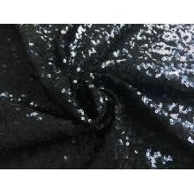 网布珠片绣花