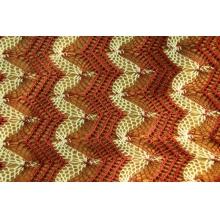 MF-279 供应2014年春秋最新款时尚服装针织提花面料热卖针织面料 双色针织提花