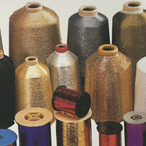 经纬金银线厂家专业生产 优质金银线 针织纱线 淡金 柔软