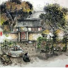 中国画艺术品