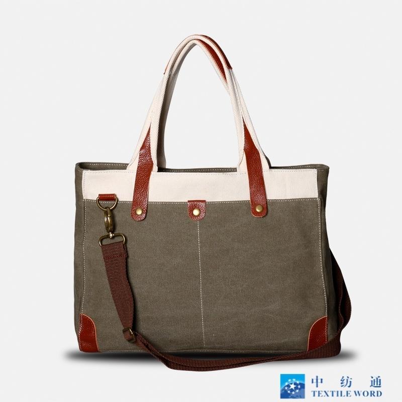 工厂定制批发漾品牌箱包帆布单肩包 夏日新款欧美风范女士手提包