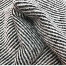 大斜纹含毛粗纺面料DX29264 秋冬季爆款2017新款系列