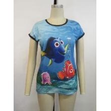 海底世界T恤